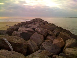 South Jetty, Tillamook Oregon